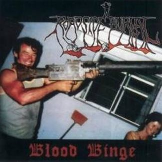 Roadside Burial & Corpsickly - Blood Binge   Unleashed In The Deceased