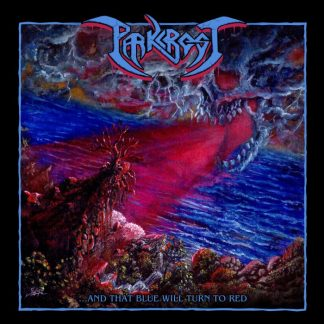 Parkcrest - ...and That Blue Will Turn to Red Album